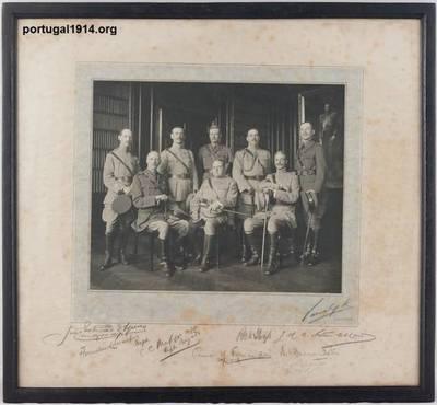 A Delegação Luso-Britânica
