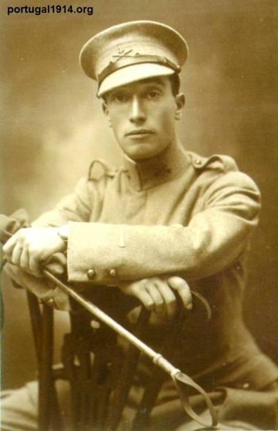 Bernardino Machado (filho) na Grande Guerra