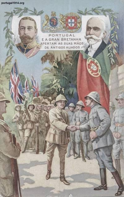Um postal para João Chagas