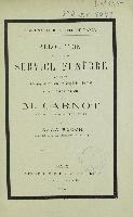 Allocution prononcée au service funèbre célébré à la synagogue consistoriale de Nancy le 1er juillet 1894, pour le repos de l'âme de M. Carnot, président de la République française