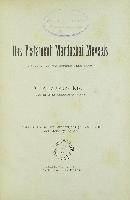 Das Testament Mardochai Meysels : mitgetheilt und nach handschriftlichen Quellen beleuchtet : Festschrift zum dreihundertjahrigen Jubilèaum der Meiselsynagoge