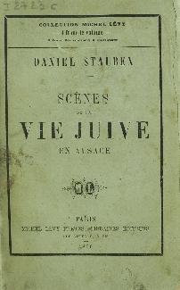 Scènes de la vie juive en Alsace