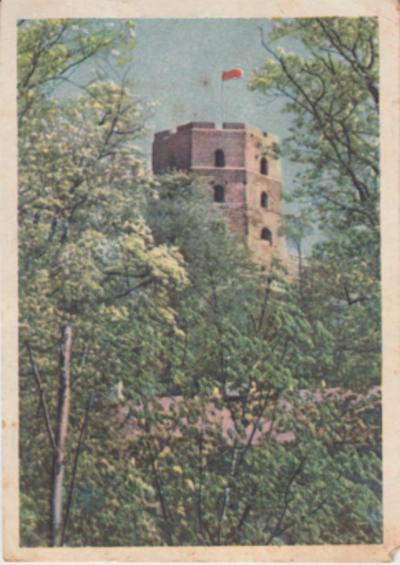 Postkartl, 2