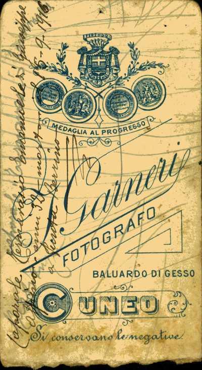 Ternavagio Emanuele, Canale (Cuneo)