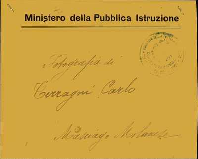 Terragni Carlo, Masciago Milanese (Milano)