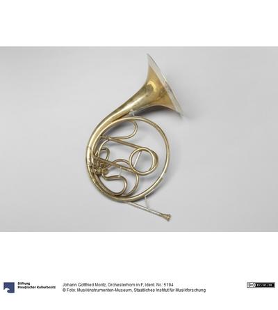 Orchesterhorn in F