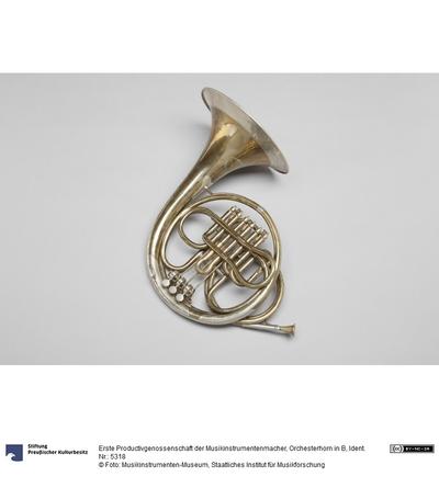 Orchesterhorn in B