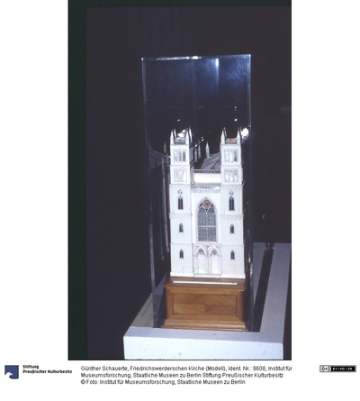 Friedrichswerderschen Kirche (Modell)