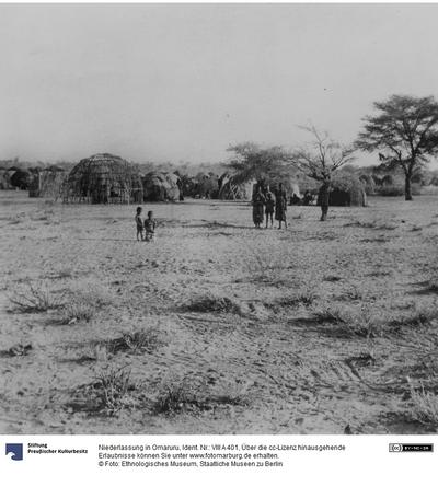 Niederlassung in Omaruru