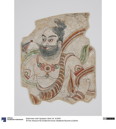 Brahmane oder Vajrapani
