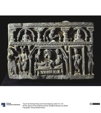 Traum der Königin Maya und Traumdeutung