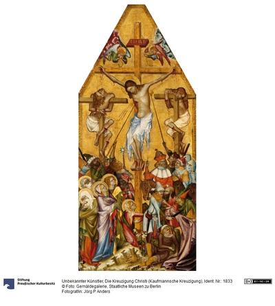 Die Kreuzigung Christi (Kaufmannsche Kreuzigung)