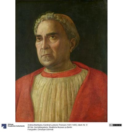 Kardinal Lodovico Trevisano (1401-1465)