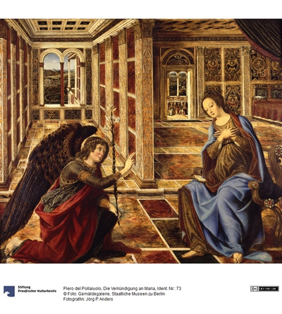Die Verkündigung an Maria