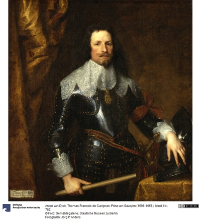 Thomas François de Carignan, Prinz von Savoyen (1596-1656)