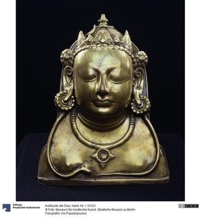 Kultbüste der Devi