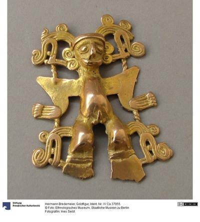 Goldfigur