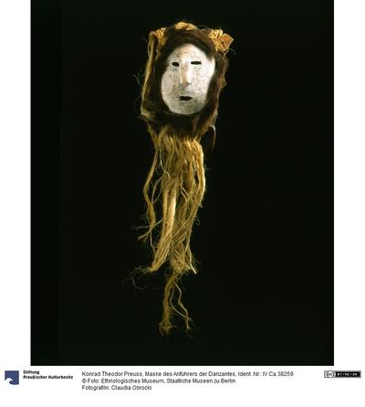 Maske des Anführers der Danzantes
