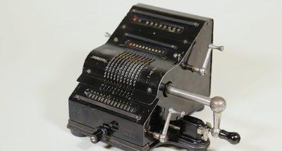 Brunsviga Nova 13Z Mechanical Calculator