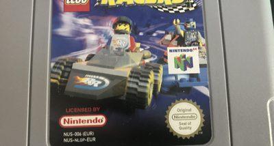 Nintendo 64 Lego Racers