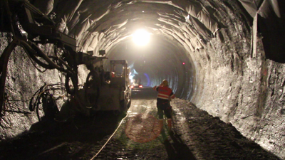 Stuttgart 21 XVII: Groundwater at Tunnel Construction at Ulmer Straße