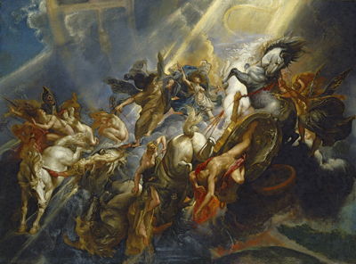 Rubens: een Europees fenomeen