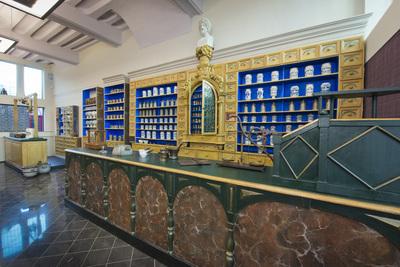 Apotheekmuseum in Maaseik - Een gelaagde geschiedenis