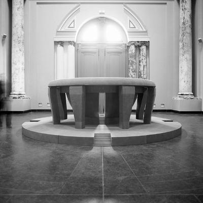 Renato Nicolodi - Architectuur en de artistieke vrijheid van de kunstenaar