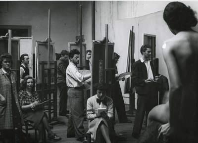 350 jaar Academie voor Schone Kunsten in Antwerpen