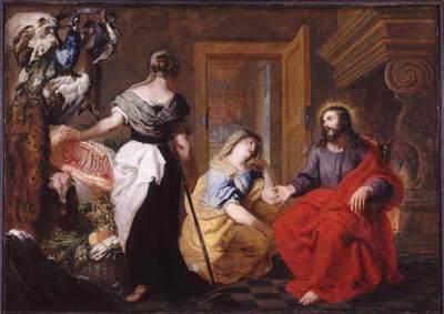 In de schaduw van Rubens - Erasmus Quellinus II in Kassel