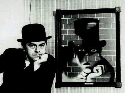 Zuiver surrealisme - Verdwenen Magrittes gezien!