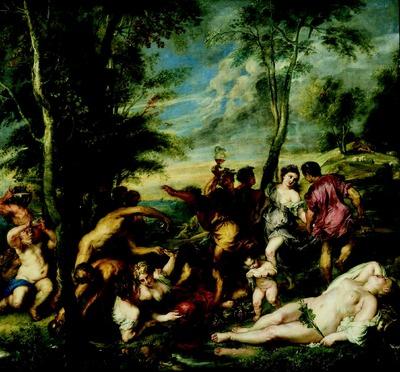 Te rade bij de meester - De erfenis van Rubens