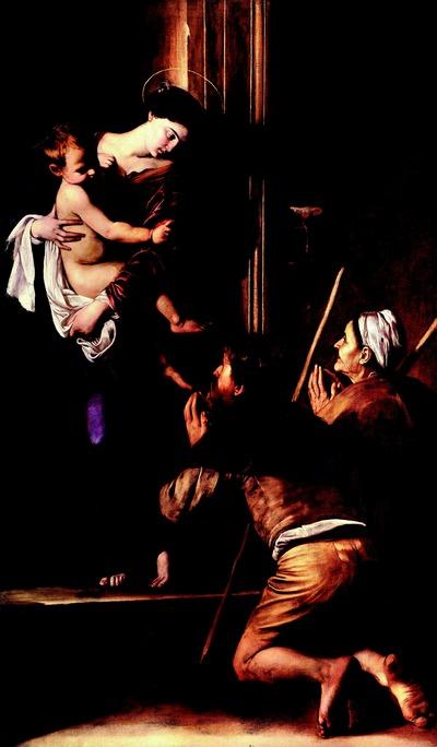 Tentoonstelling Heilige Plaatsen - Topstuk van Caravaggio