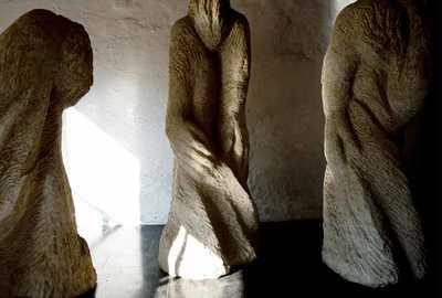 Het Fransmansmuseum in vervlogen woorden - Forse handen, dansende lijven