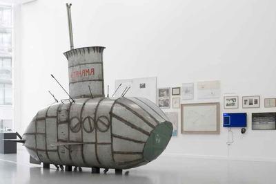 Panamarenko Universum - Een tentoonstelling