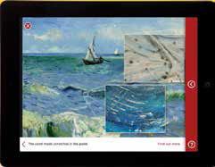 Tussen Van Goghs verflagen
