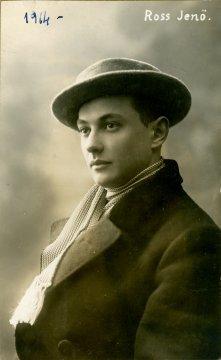 portrét herca, Eugen Ross