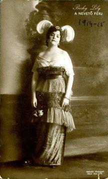 portrét herečky, Lily Berky