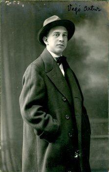 portrét herca, Artur Vagó