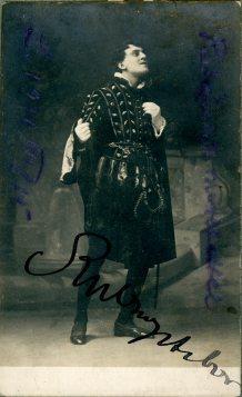portrét herca, pravdepodobne Rubinyi Tibor
