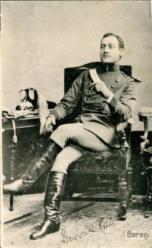 portrét herca, Beregi Oszkár
