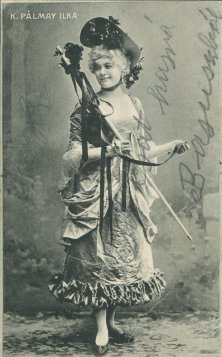 portrét herečky, Ilka Pálmay