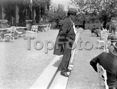 At Aix-Les-Bains, Lord Beaverbrook. 30 May 1923