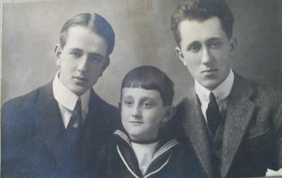 Ritratto di Uguccione Ranieri di Sorbello con i fratelli