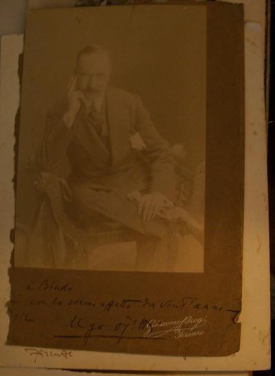 Ritratto di Ugo Ojetti