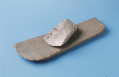 Slipeplate