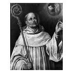 De heilige Norbertus