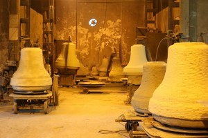 Bell foundry - soundscape