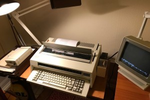 IBM Electrical Typewriter