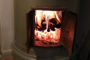 Setting Fire to the Masonry Heater